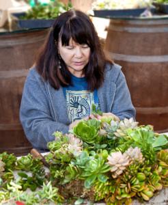 Wreath Making Las Floralias 3